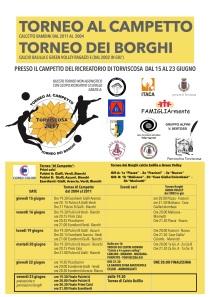 15-23 giugno Tornei Campetto