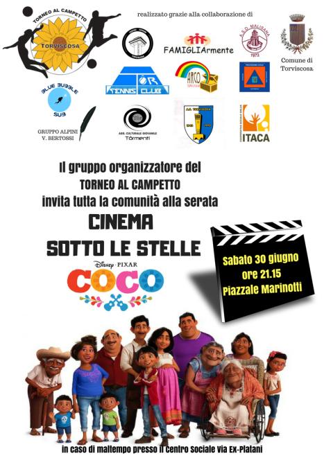 CINEMA coco Torviscosa