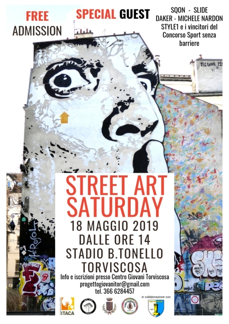 STREE ART SATURDAY web corretto